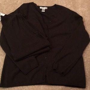 Mc Duff %100 cashmere sweater set